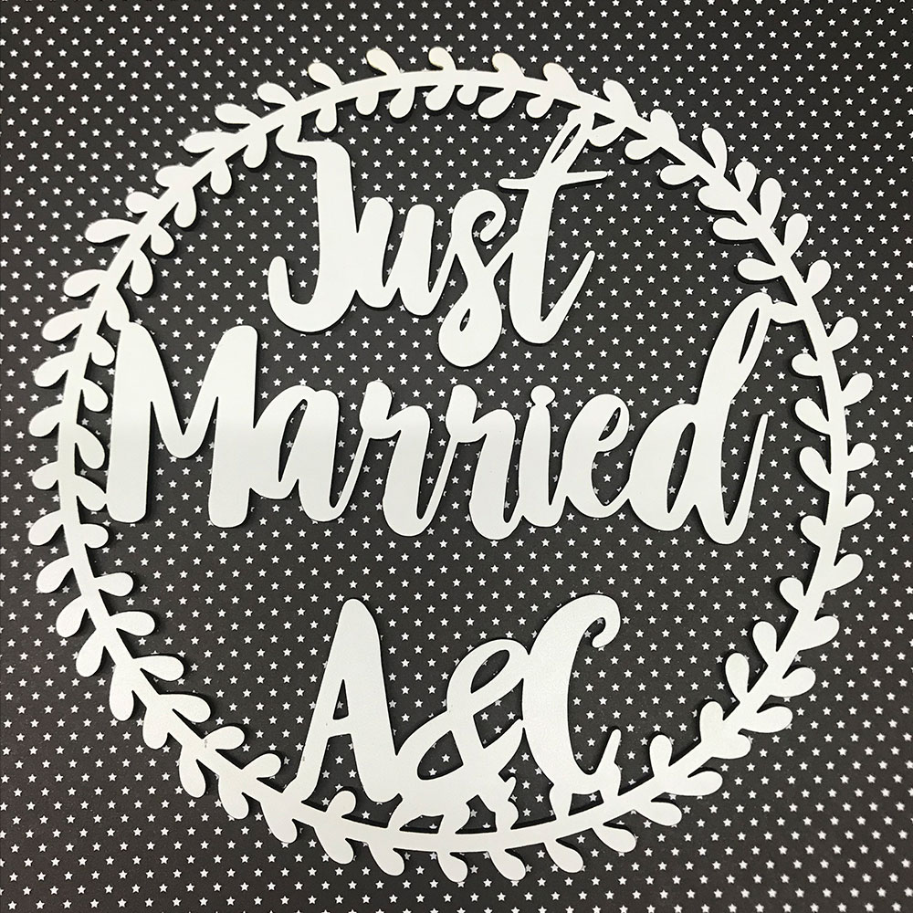 Corona Just Married